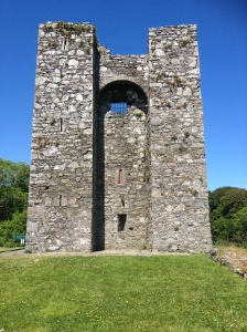 Audleys' Tower