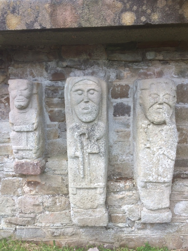 Early Christian Figures, White Island, Lough Erne, July 27, 2017